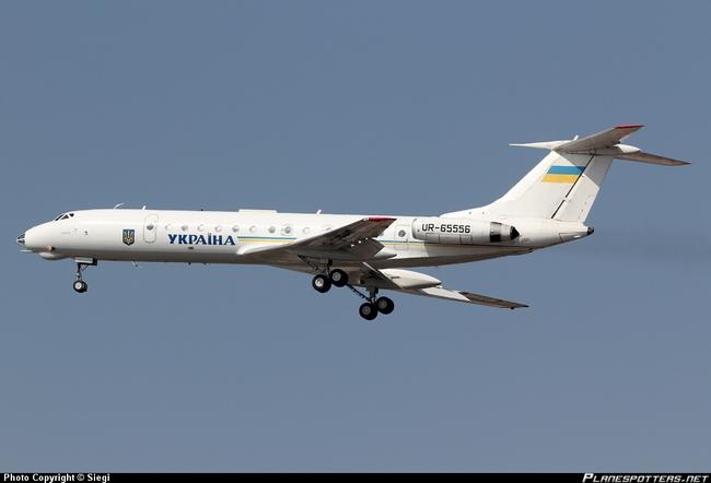 Ту-134А ГАП Украина (c) www.planespotters.net