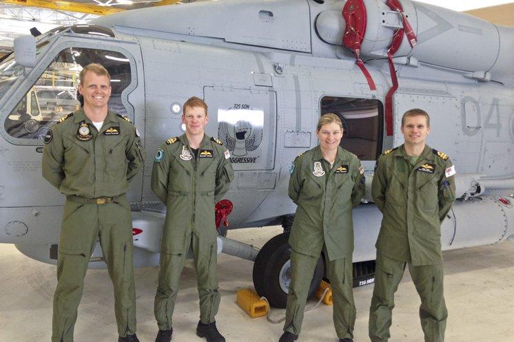 MH-60R ВМС Австралии (c) news.navy.gov.au