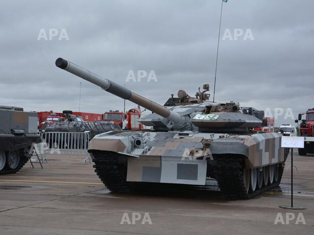 Т-72KZ (c) www.vesti.az