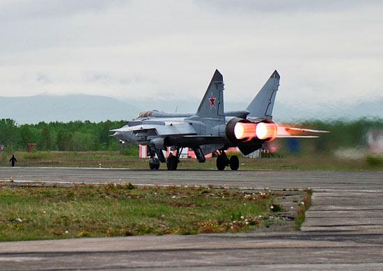 МиГ-31 (c) function.mil.ru