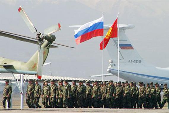 999-я авиабаза «Кант» 5-й армии ВВС и ПВО ВС РФ (Киргизия)