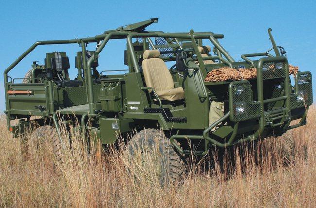 Hunter Mk2 Light Strike Vehicle