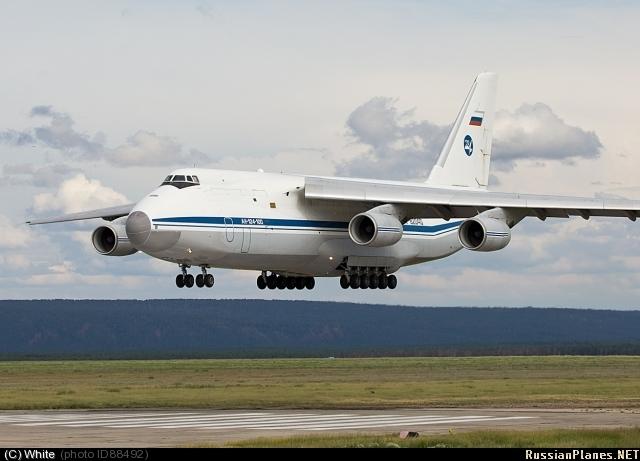 Ан-124-100 ВВС РФ (c) Вадим russianplanes.net