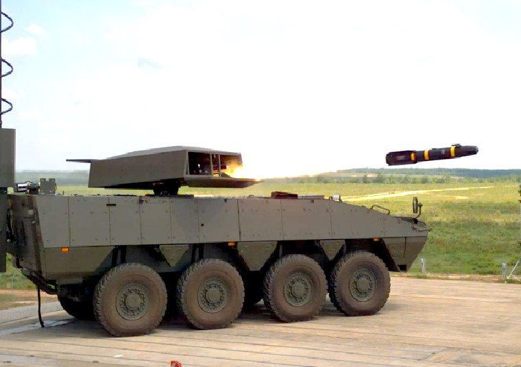 Long Range Surveillance and Attack Vehicle (LRSAV)
