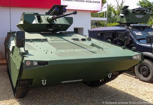 BMP-M2 EXCALIBUR (c) i-korotchenko.livejournal.com