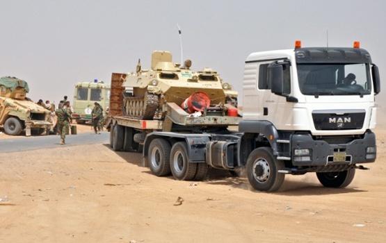 военизированные формирования пешмерга (c)  Khalil Al-ANei/EPA