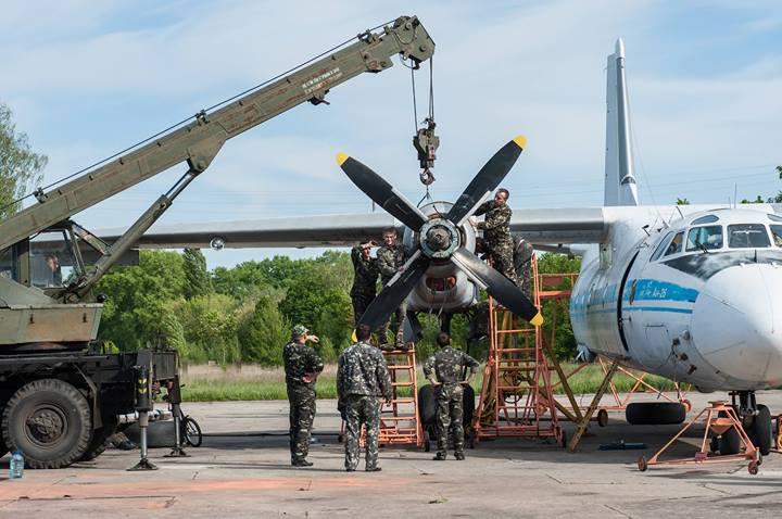 Ан-26 Везунчик