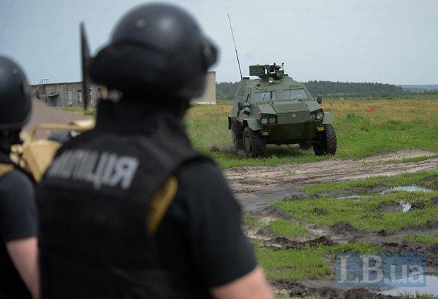 бронеавтомобиль Дозор-Б (c) LB.ua