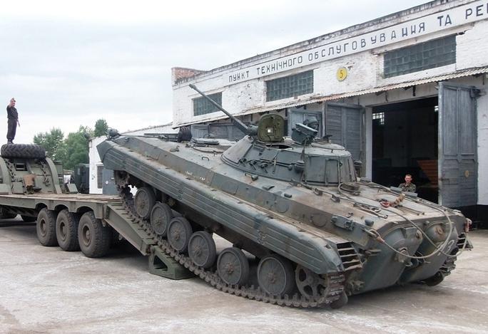 БМП-2 ВС Украины