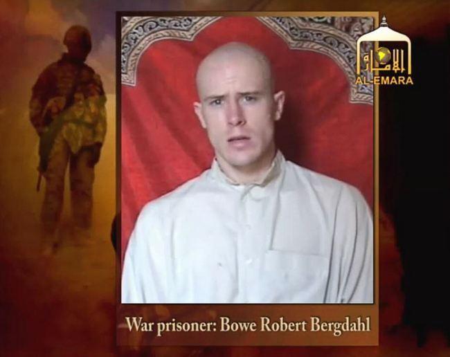 сержант армии США Боу Бергдал