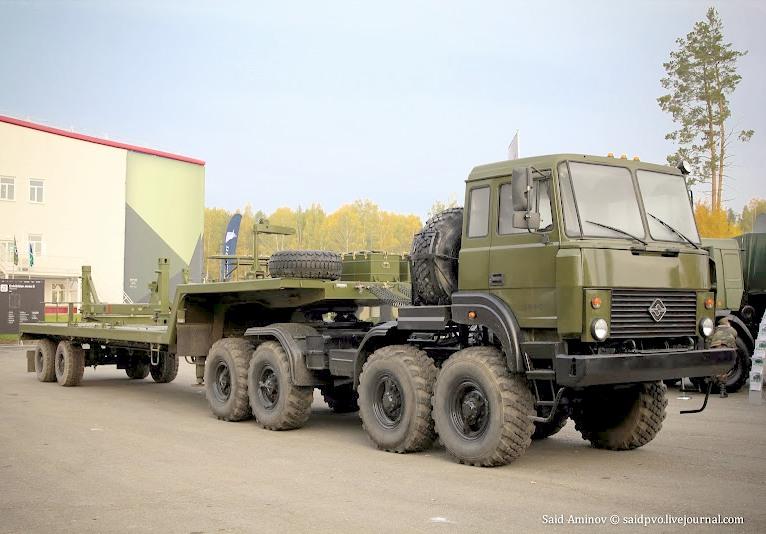 Транспортная машина 5Т58-2 (c) saidpvo.livejournal.com