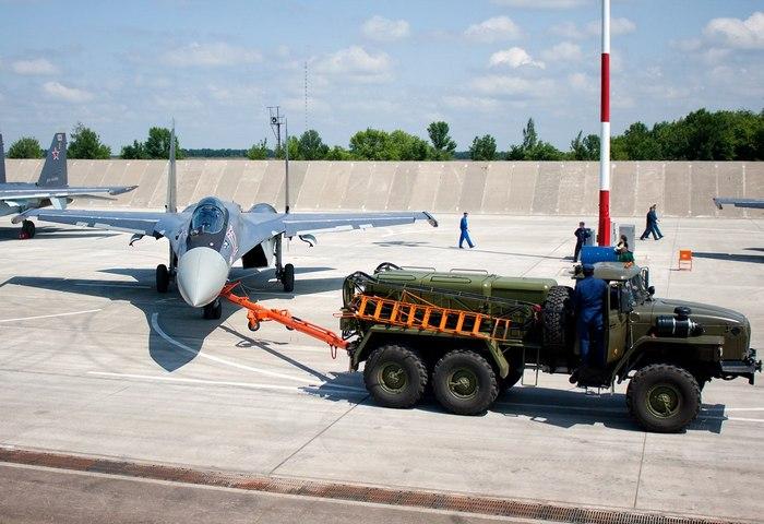 Истребитель Су-25С ВС России