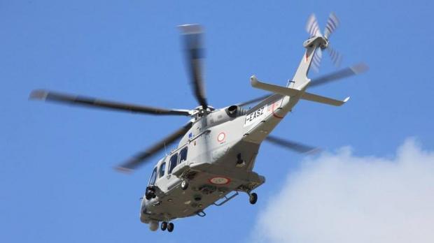 AW-139 вооруженных сил Мальты