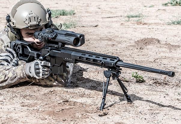 снайперская винтовка DAN