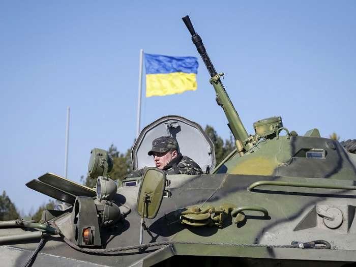 украинские ВС