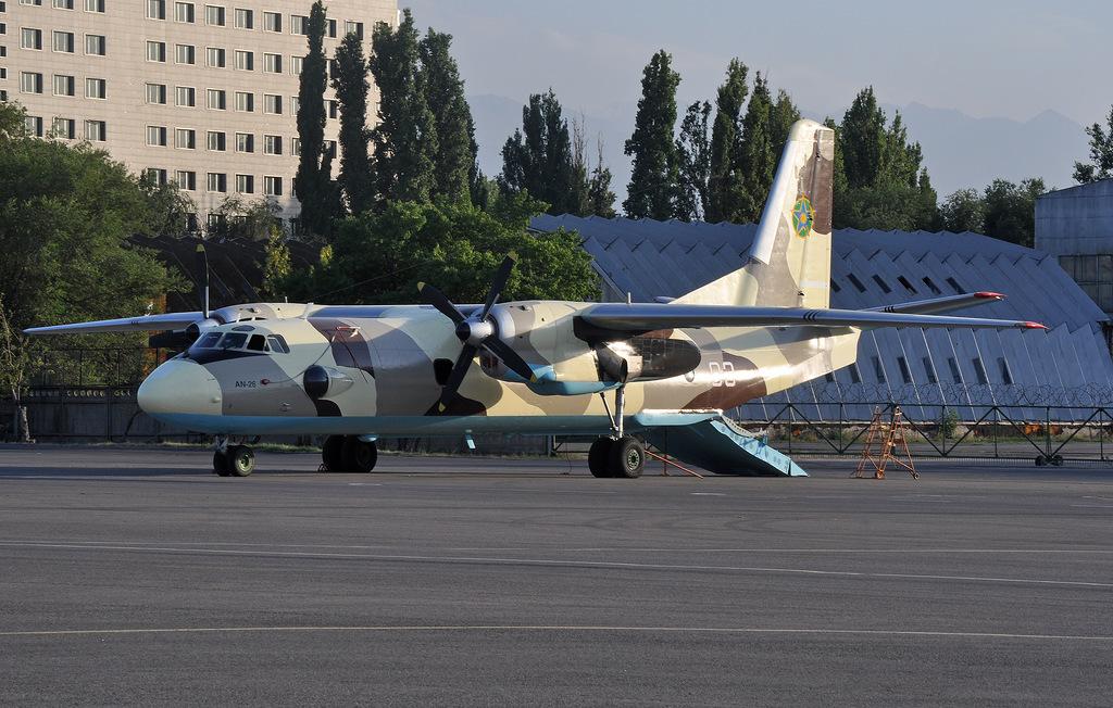 Ан-26 ВС Казахстана