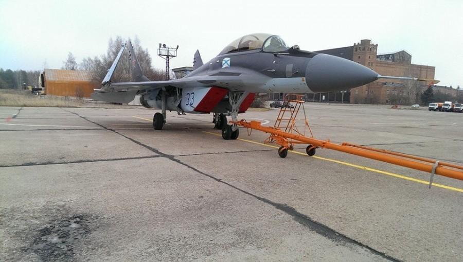 МиГ-29К (с) Антоха / forums.airforce.ru