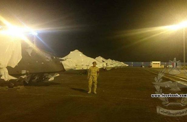 Новые вертолеты Apache в Египте