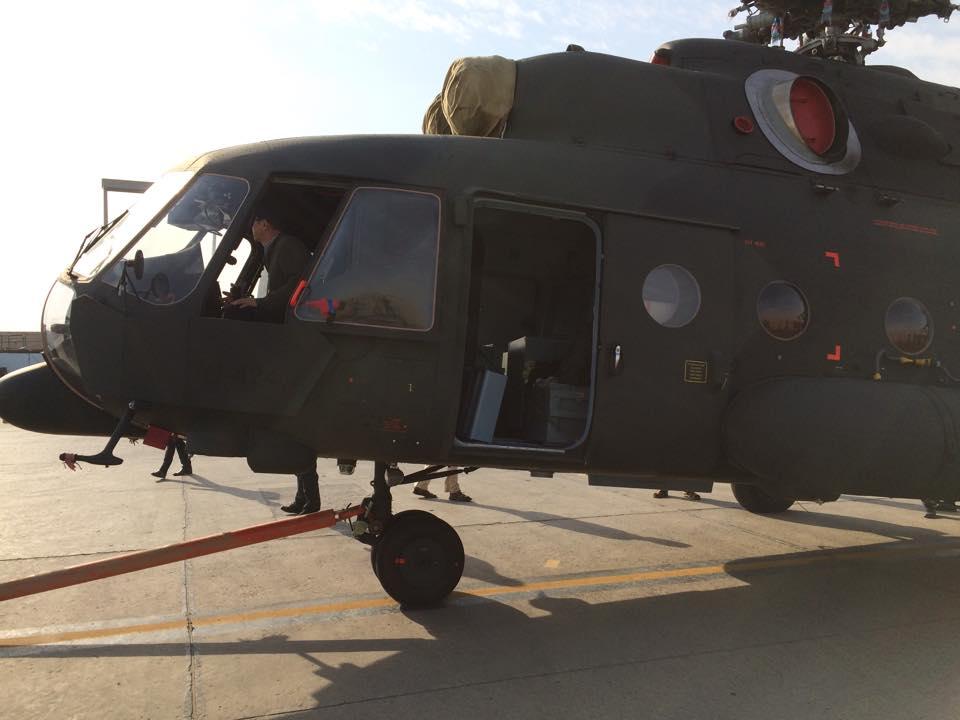 доставка Ми-171Ш