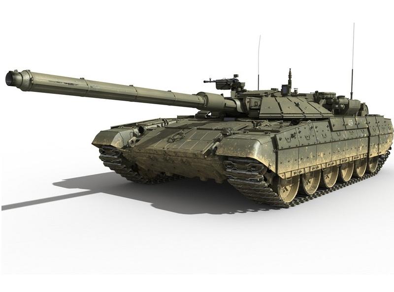 макет танка Армата