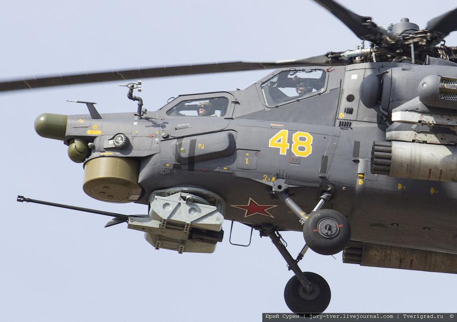 Ми-28Н «Беркуты»