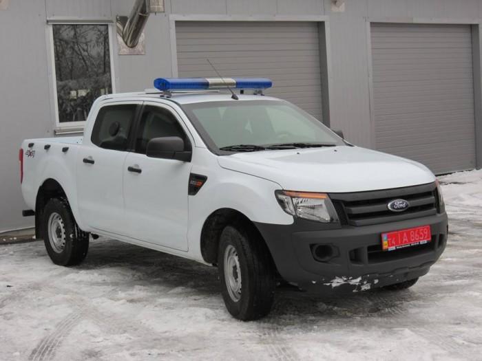 Бронеавтомобиль Ford Ranger