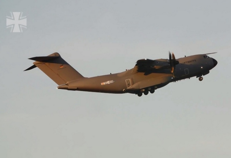 А400M ВВС Германии