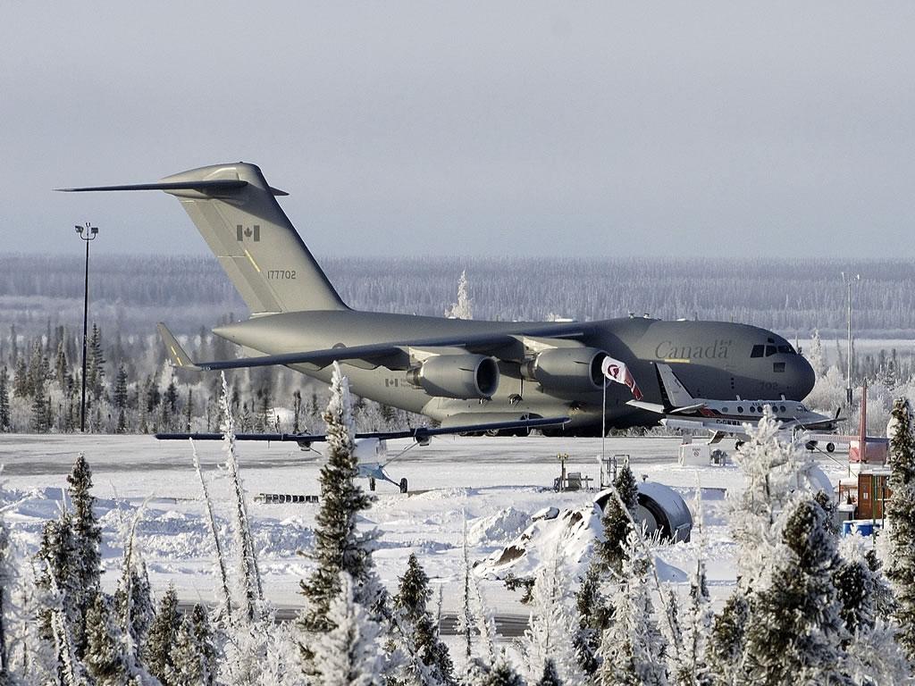 C-17 ВВС Канады