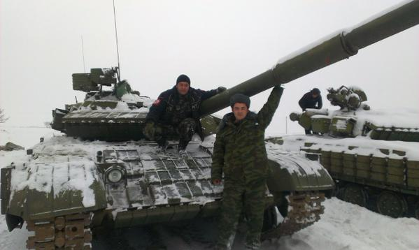 Боевые машины ополчения