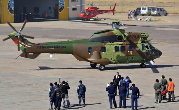 AS332 C1 Super Puma