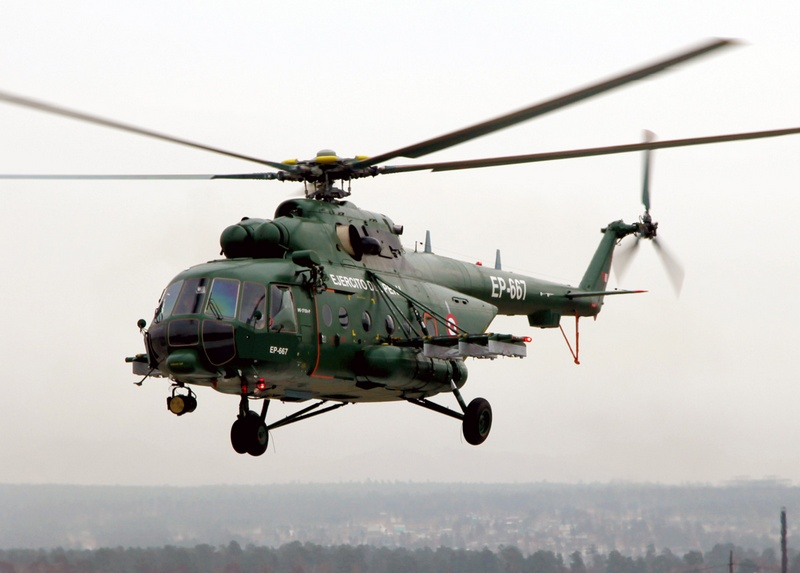 Ми-171Ш ВС Перу