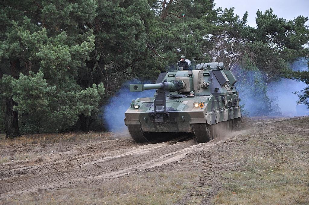 Krab 155-мм/52