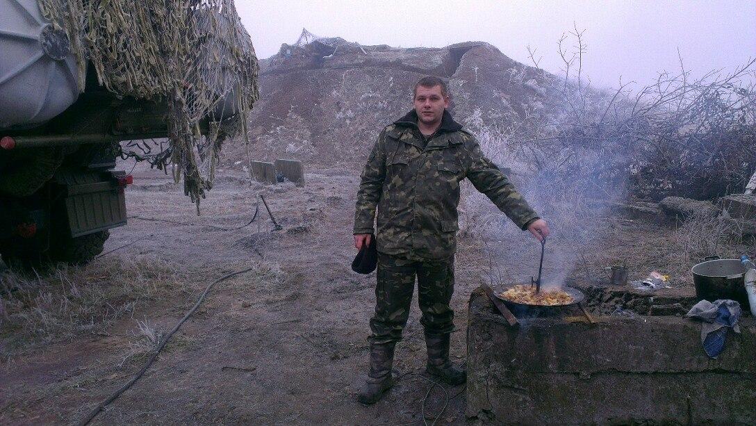 позиция ЗРС С-300