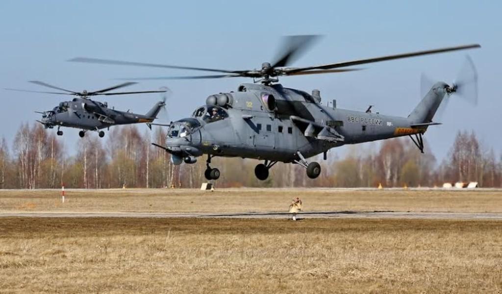 Вертолет Ми-35 / Фото: ИА