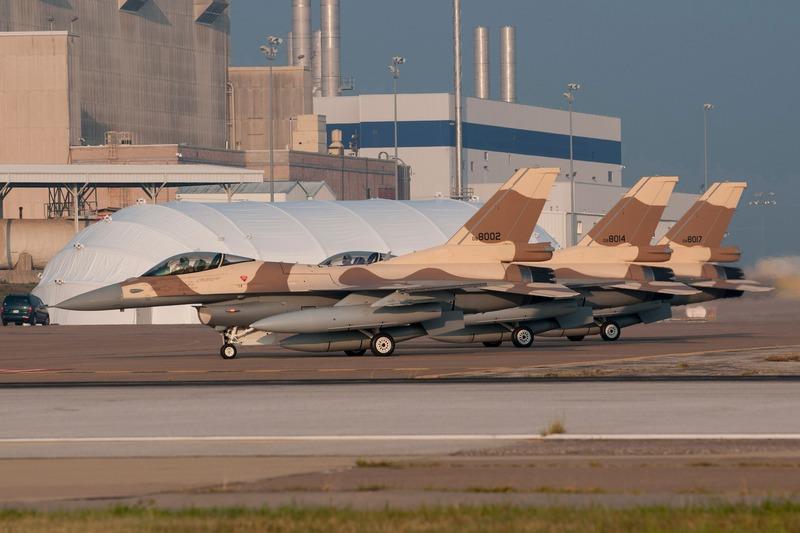 F-16C ВВС Марокко