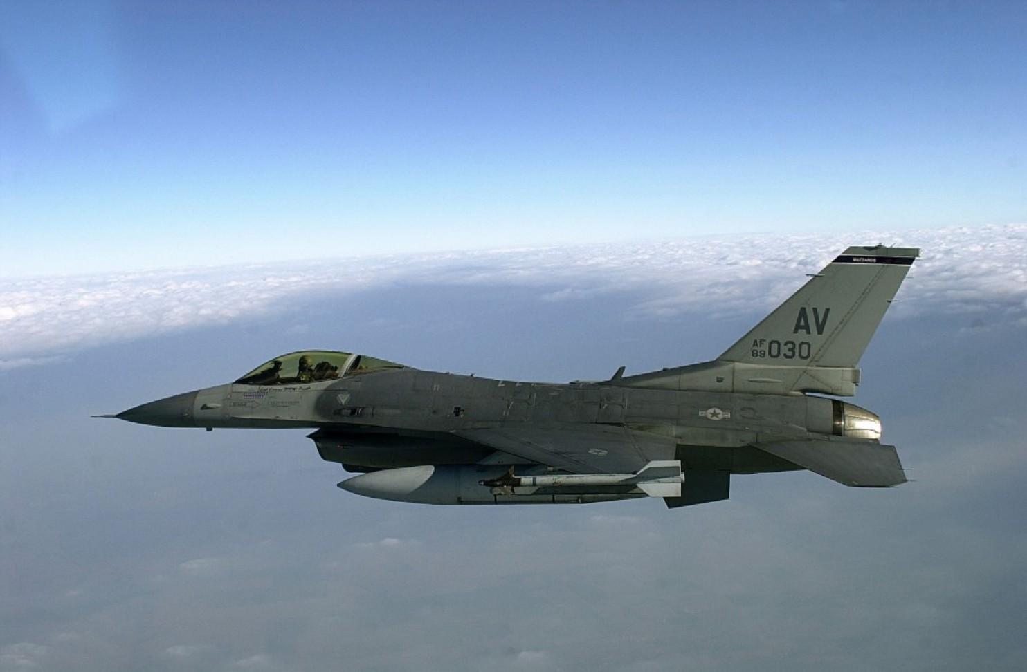 F-16 ВВС США