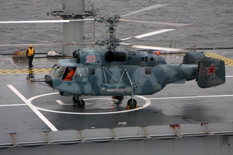 Ка-29 Олег Подкладов