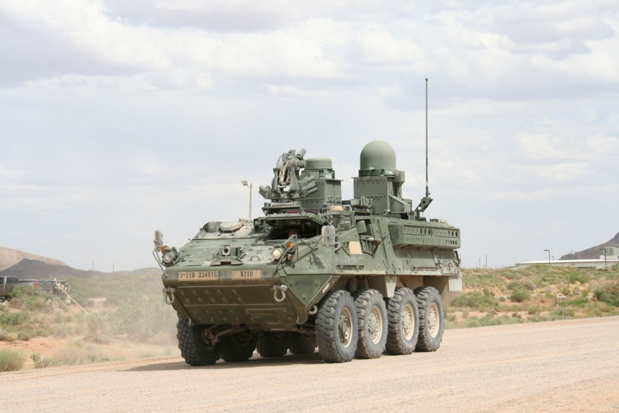 Stryker WIN-T Inc 2
