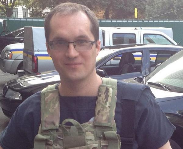 Главный редактор «Цензор.Нет» Юрий Бутусов