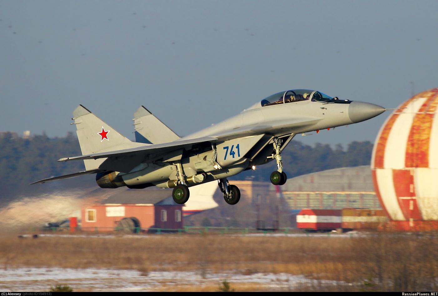 Истребитель МиГ-29М