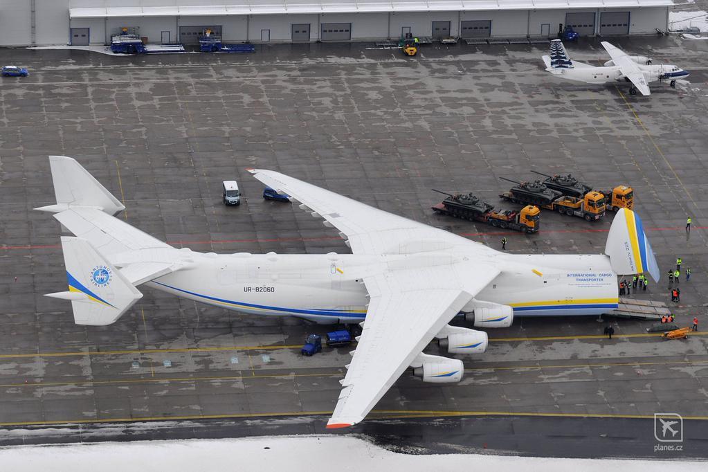 Ан-225  Robert Kolek - lojza / www.planes.cz