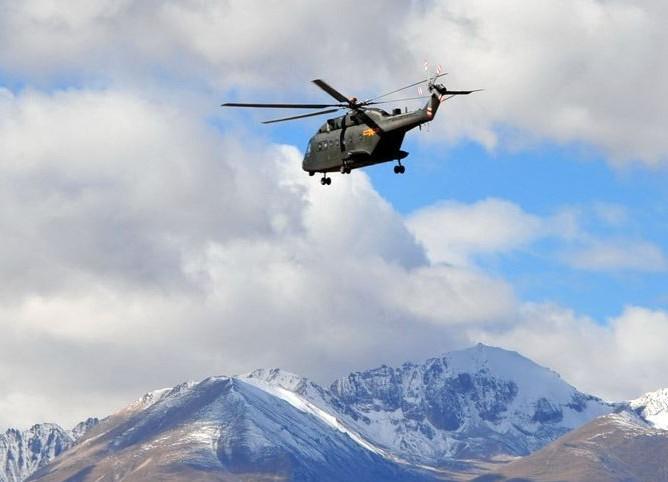 вертолет Z-18