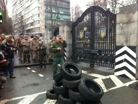 Айдар в Киеве