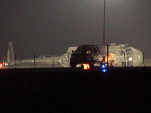 UH-60 Black Hawk разбился в аэропорту Рамона
