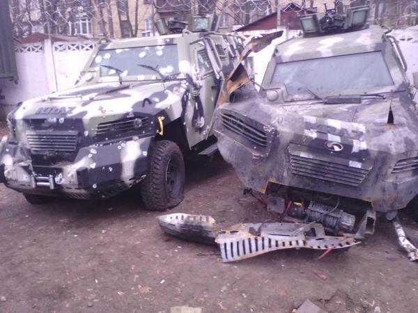 ранее подбитые автомобили Кугуар
