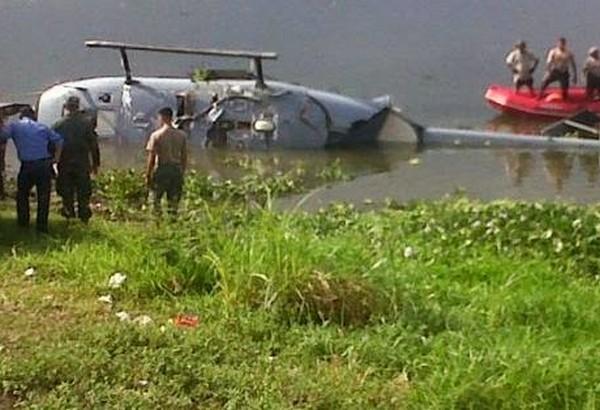 результат крушения вертолета Dhruv