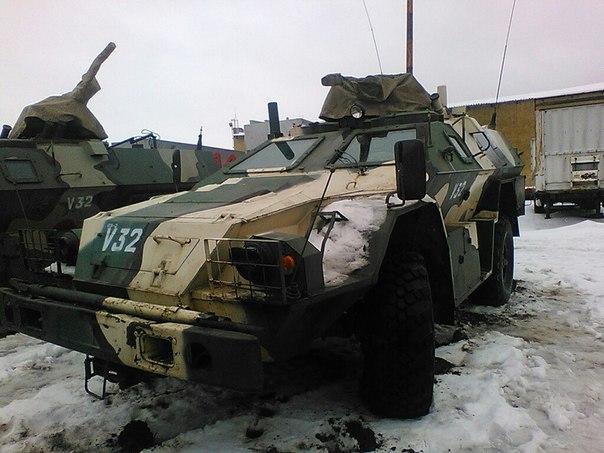 КамАЗ-43269 «Дозор»