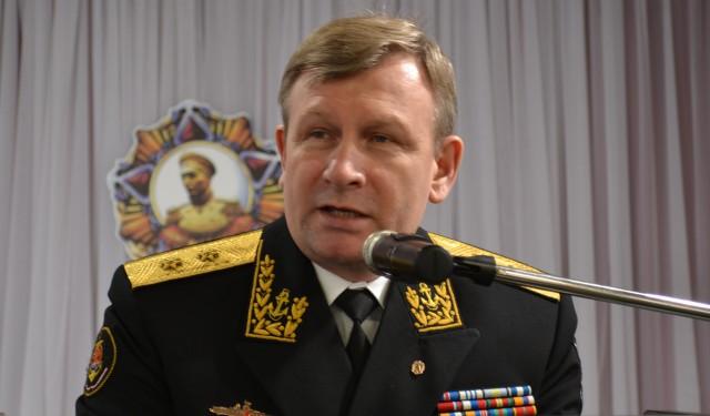 главком ВМФ Виктор Чирков