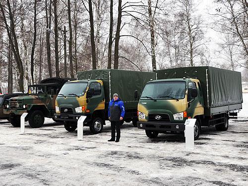 Kia Defense и Hyundai