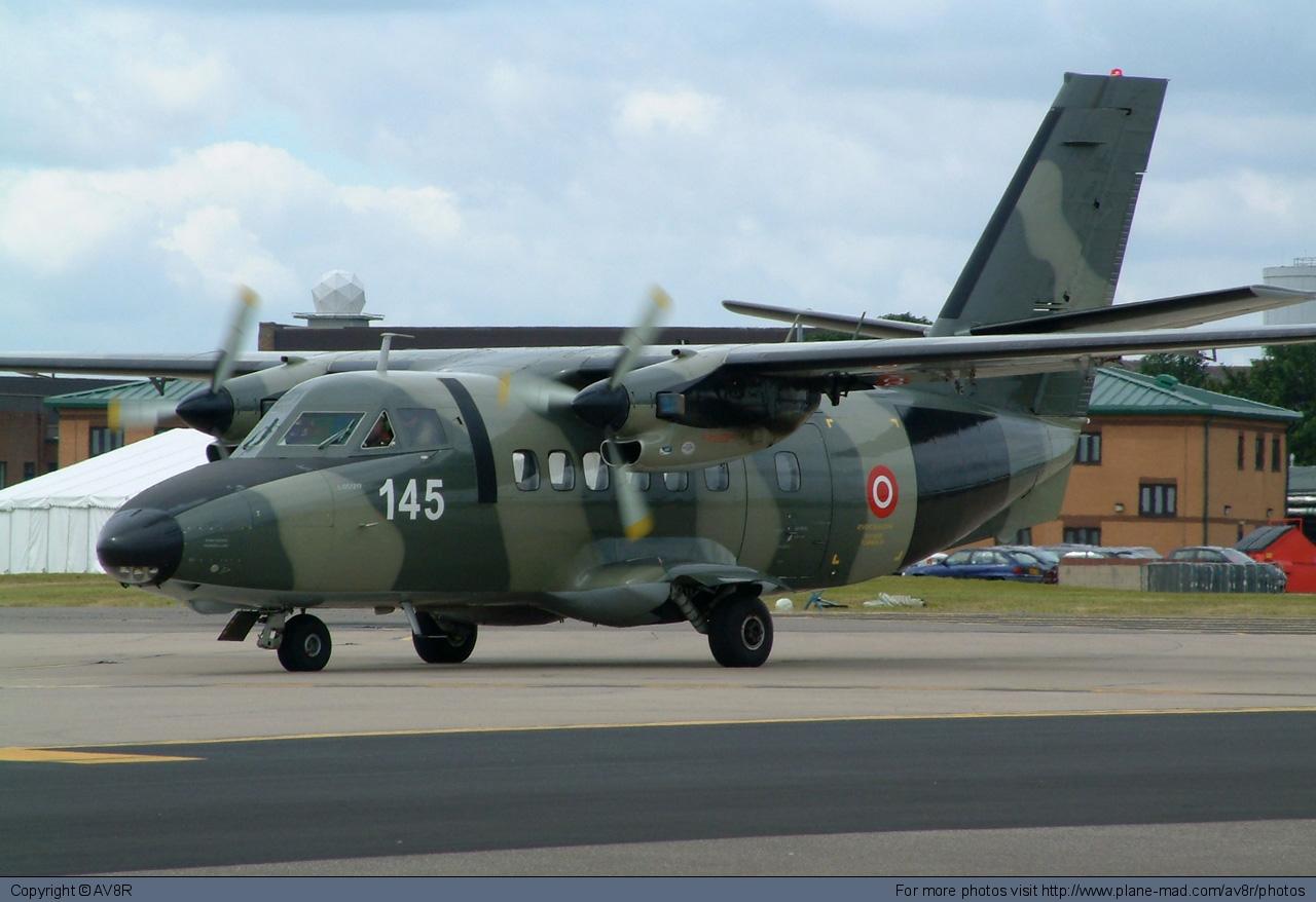 L-410 ВВС Латвии